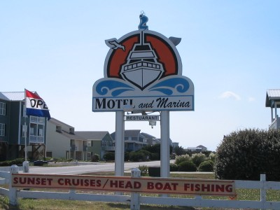 Blue Water Point Motel & Marina