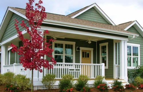 What Is Bungalow Style House