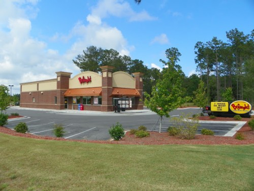 Bojangles Restaurant Located In Southport Nc