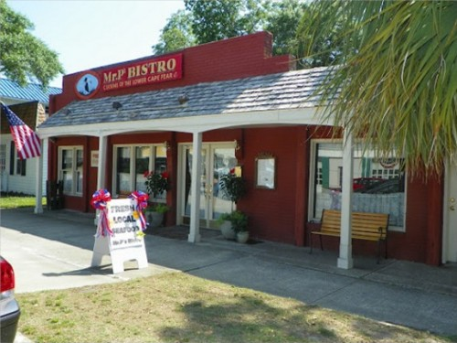 Mr Ps Bistro Restaurant In Southport Nc