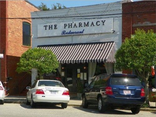 The Pharmacy Restaurant