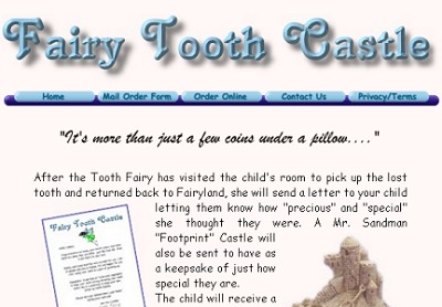 Fairy Tooth Castle
