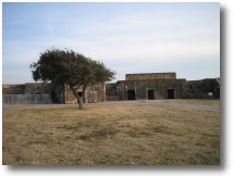 Fort Caswell - Located on Oak Island, NC