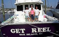 Get Reel Fishing Charters