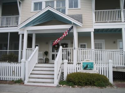 Marsh Harbour Inn - Hotels/Accommodations - 21 Keelson Row, Bald Head Island, NC, 28461