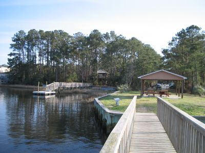 Fishing Pier and Picnic Area