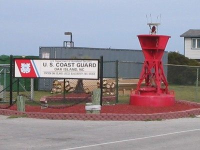 Oak Island Coast Guard Station - Oak Island, NC