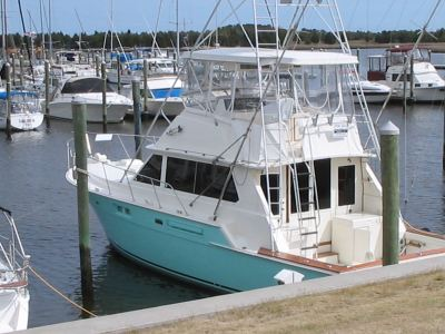South Harbour Village Marina - Southport, NC