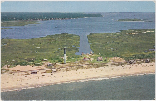 Oak Island Coast Guard Station,Oak Island,Brunswick County,North Carolina,NC