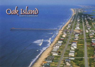 Oak Island North Carolina Oak Island North Carolina - Front