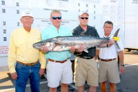 Second Time Around Wins $42,640 in 30th Annual U.S. Open King Mackerel Tournament