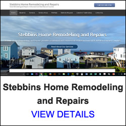 Stebbins Home Remodeling and Repairs